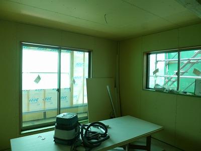2015年4月I様邸新築工事
